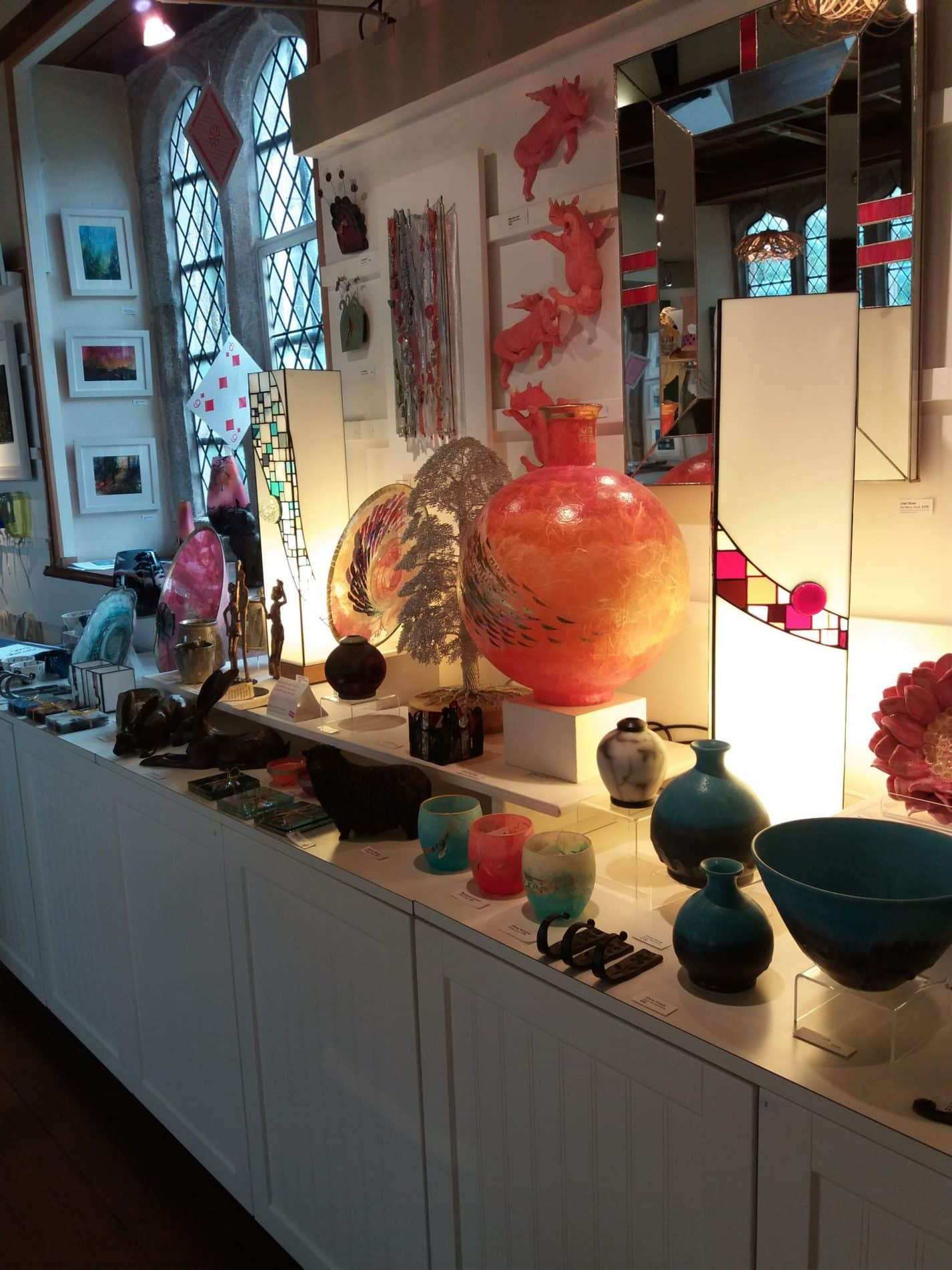 October 1 – Cotehele Gallery