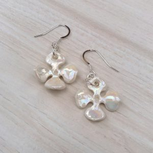 flower earrings 1