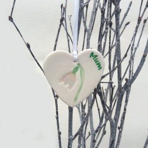 mum ornament